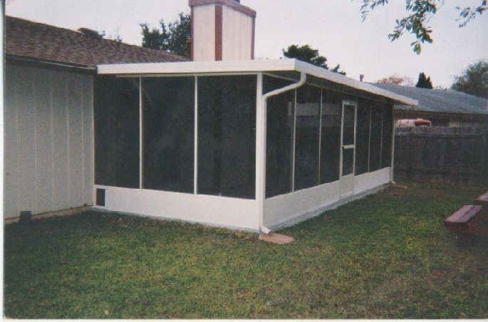 Universal City TX Patio Covers Contractor